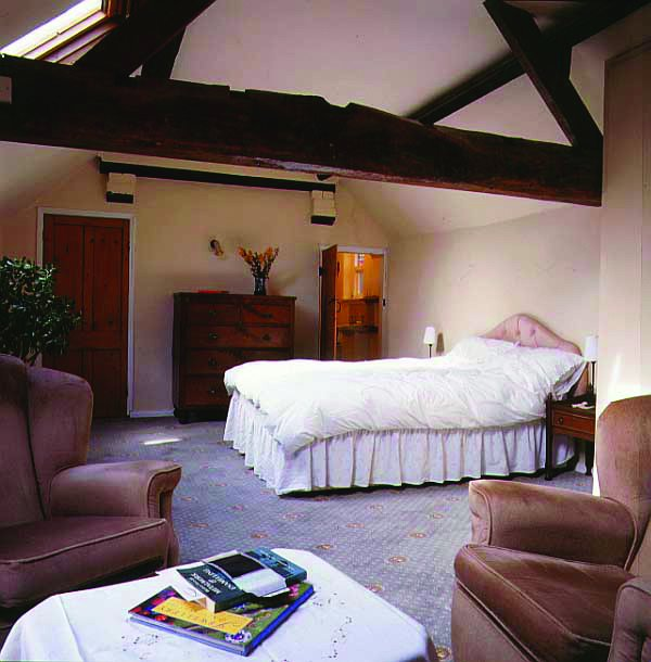 Yews Cottage Room