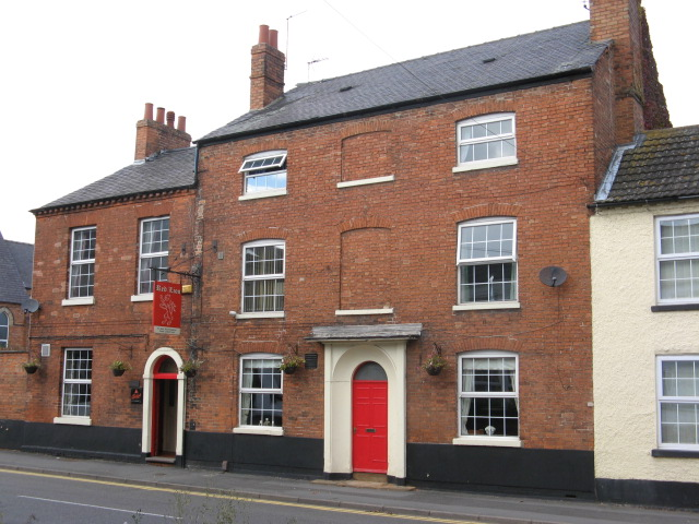 The Red Lion, Kegworth